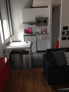 Apartment for rent from 26 May 2019 (Square de l'Aiguillage, Strasbourg)