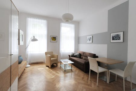 Apartment for rent from 22 Dec 2018 (Antonsplatz, Vienna)