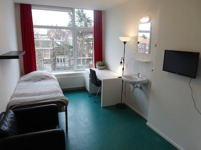 Stanza privata in affitto a partire dal 19 Jul 2019 (Voorschoterlaan, Rotterdam)