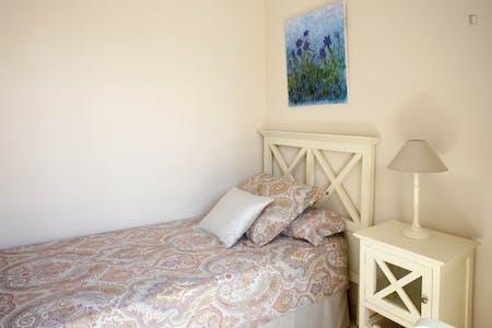 Private room for rent from 15 Jul 2019 (Calle Santa Elena, Sevilla)