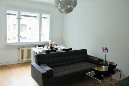 Appartement te huur vanaf 01 sep. 2018 (Heilbronner Straße, Berlin)