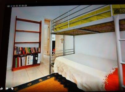 Priv kamer te huur in barcelona carrer de la muntanya housinganywhere 1241546 - Kamer te huur m ...