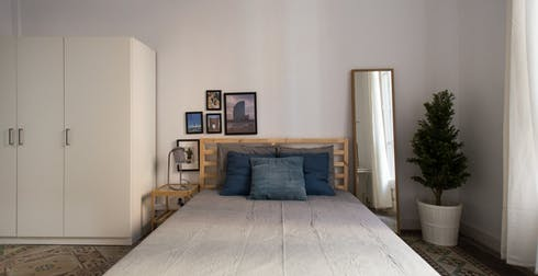 Private room for rent from 30 Jun 2019 (Carrer Gran de Gràcia, Barcelona)