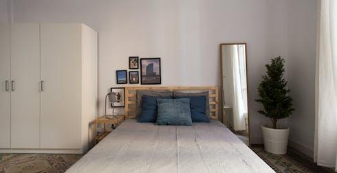 Private room for rent from 31 Oct 2019 (Carrer Gran de Gràcia, Barcelona)