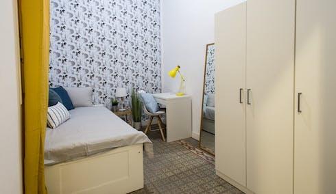 Privatzimmer zur Miete von 16 Nov 2019 (Carrer Gran de Gràcia, Barcelona)