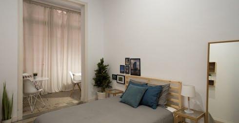 Habitación privada de alquiler desde 01 Jul 2019 (Carrer Gran de Gràcia, Barcelona)
