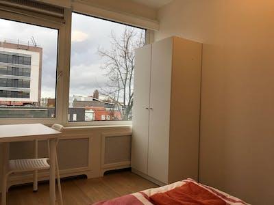 WG-Zimmer zur Miete ab 29 März 2020 (Westlandseweg, Delft)