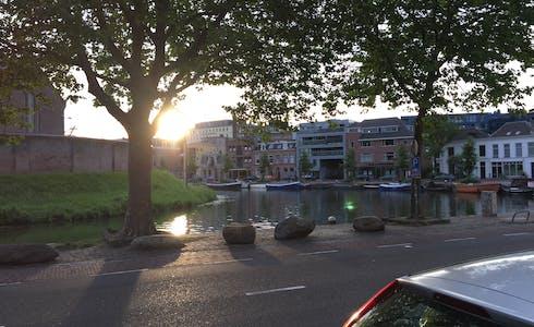 单间公寓租从28 2月 2018  (Wittevrouwensingel, Utrecht)