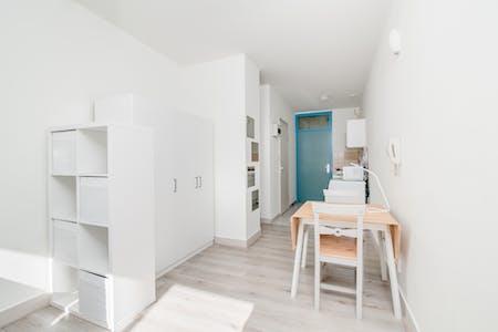 Apartamento de alquiler desde 31 ago. 2018 (Wittevrouwensingel, Utrecht)
