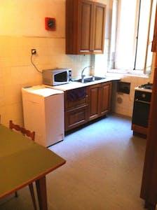 Room for rent from 22 Jul 2018 (Via Giovanni Boccaccio, Trieste)