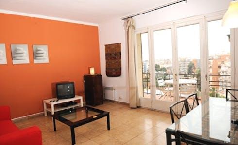Appartement te huur vanaf 01 feb. 2018  (Carrer de Lucà, Barcelona)
