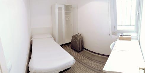 Private room for rent from 01 Sep 2019 (Carrer de la Portaferrissa, Barcelona)