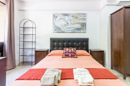 Apartment for rent from 01 Nov 2018 (Carrer d'Aragó, Barcelona)