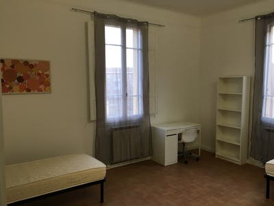 Shared room for rent from 22 Jul 2019 (Via Emilia Levante, Bologna)