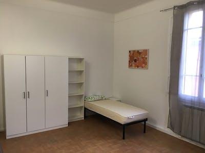 Room for rent from 01 Aug 2018 (Via Emilia Levante, Bologna)
