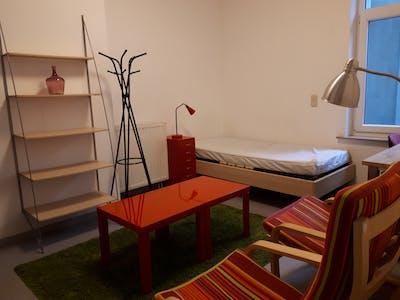 Stanza privata in affitto a partire dal 01 Sep 2020 (Rue de Haerne, Etterbeek)