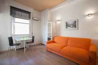 Appartement à partir du 26 Jul. 2017 jusqu'au 31 Mai 2018 (Via de' Barbadori, Florence)