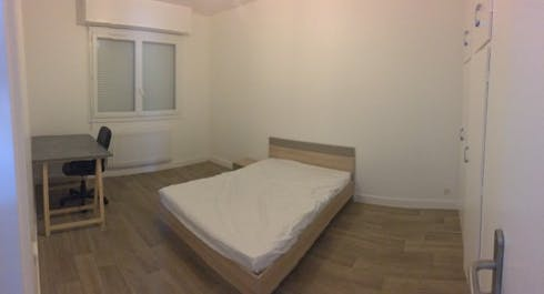Room for rent from 01 Oct 2017 till 01 Oct 2017 (Rue Georges Bizet, Talence)