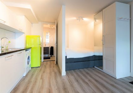 Apartment for rent from 24 Jul 2017  (Westersingel, Rotterdam)