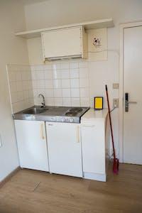 Apartment for rent from 27 Aug 2018 (Rue de la Constitution, Schaerbeek)