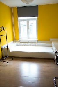 Stanza privata in affitto a partire dal 01 Mar 2020 (Rue de la Constitution, Schaerbeek)