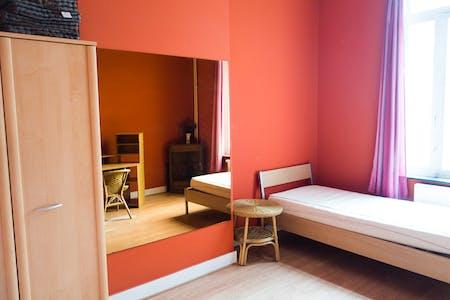 Habitación privada de alquiler desde 08 abr. 2020 (Rue de la Poste, Schaerbeek)