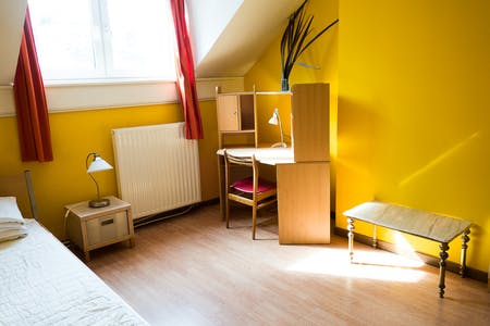 Private room for rent from 01 Feb 2020 (Rue de la Poste, Schaerbeek)
