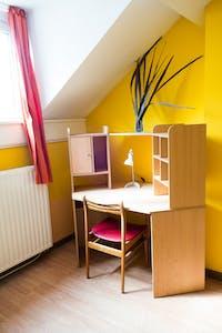 Apartment for rent from 01 Sep 2018 (Rue de la Poste, Schaerbeek)