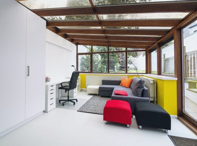 Privé kamer te huur vanaf 01 Jul 2020 (Generaal Jacqueslaan, Ixelles)