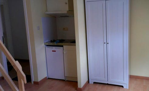 Room for rent from 17 Mar 2018 (John Waterloo Wilsonstraat, Brussels)