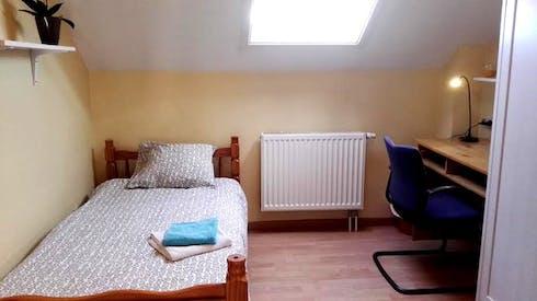 Apartamento para alugar desde 01 abr 2019 (John Waterloo Wilsonstraat, Brussels)