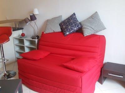 Privé kamer te huur vanaf 21 jan. 2019 (Rue Saint-Honoré, Fontainebleau)