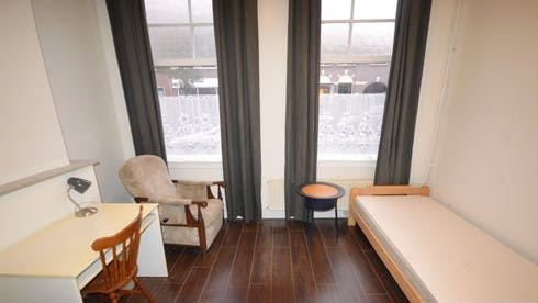 Privé kamer te huur vanaf 20 jan. 2020 (Heeswijkstraat, Voorburg)