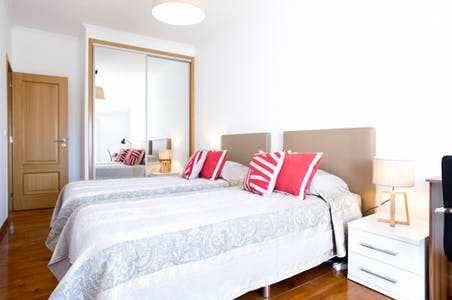 Private room for rent from 01 Sep 2019 (Rua António Pereira Carrilho, Lisbon)