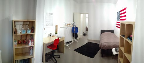 Private room for rent from 18 Feb 2019 (Rue de la Procession, Anderlecht)