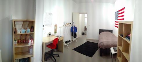 Habitación de alquiler desde 01 ago. 2018 (Rue de la Procession, Anderlecht)
