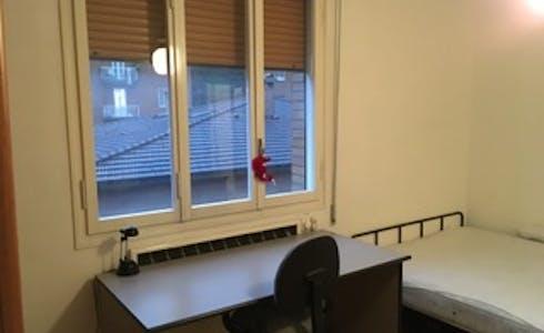 Habitación de alquiler desde 01 abr. 2018 (Strada Statale 64 Porrettana, Bologna)