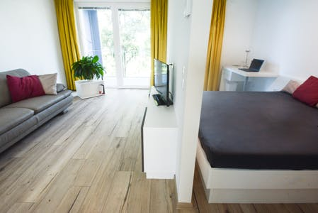 Appartement te huur vanaf 01 Feb 2019 (Kaisermühlenstraße, Vienna)