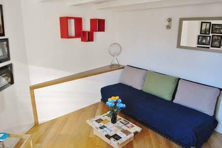 Apartamento para alugar desde 17 ago 2018 (Rue des Ecouffes, Paris)