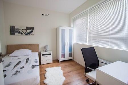 Room for rent from 01 Mar 2018  (Buttervlietstraat, Rotterdam)