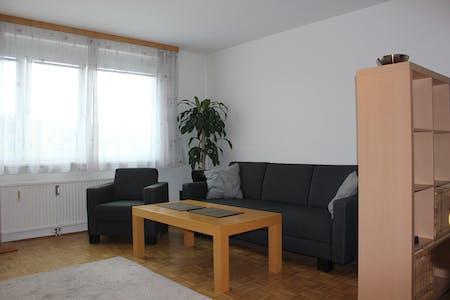 整套公寓租从20 Aug 2019 (Wagramer Straße, Vienna)