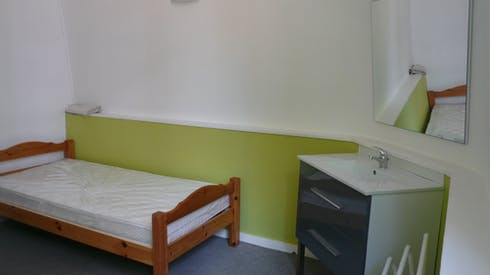 Room for rent from 20 Aug 2018 (Rue du Barœul, Mons-en-Barœul)