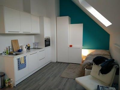 Apartamento de alquiler desde 22 oct. 2018 (Burgemeestersstraat, Leuven)