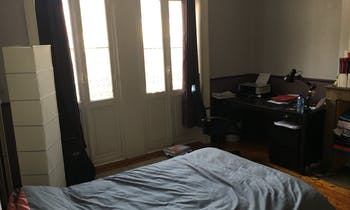 Room for rent from 21 Apr 2018 (Rue Claude Lorrain, Lille)