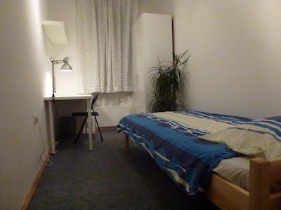 Room for rent from 20 Feb 2018 till 31 May 2018 (Tobačna ulica, Ljubljana)