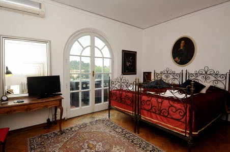 Apartment for rent from 01 Jan 2021 (Lungarno Amerigo Vespucci, Florence)