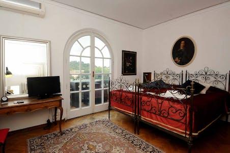 Appartement te huur vanaf 01 aug. 2019 (Lungarno Amerigo Vespucci, Florence)