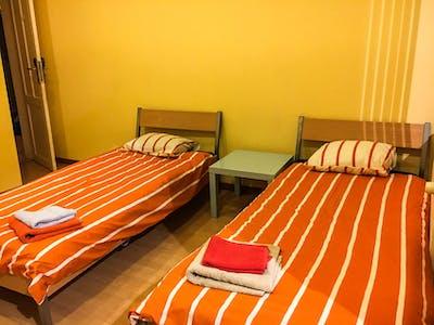 Private room for rent from 02 Nov 2019 (Rue Traversière, Saint-Josse-ten-Noode)