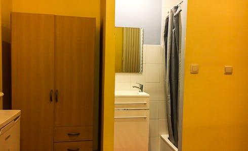 Appartement te huur vanaf 15 jun. 2018 (Rue Traversière, Saint-Josse-ten-Noode)
