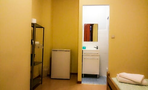 Apartment for rent from 27 Mar 2018 (Rue Traversière, Saint-Josse-ten-Noode)